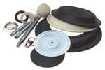 Spare parts for the membrane pumps Wilden®, ARO®