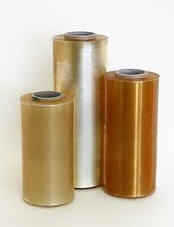 Strech film thermoshrinkable PVC