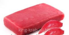 Tuna of yelou fine of 500 grams of AA