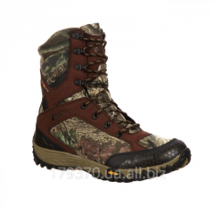Boots the hunting warmed Rocky SilentHunter