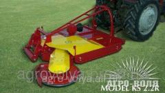 KS 2.2R Weremczuk mower grinder