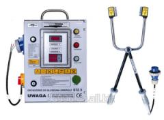 Аппарат для глушения животных PTS-1