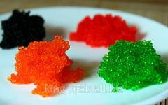 El caviar del pez volador tobiko 500г