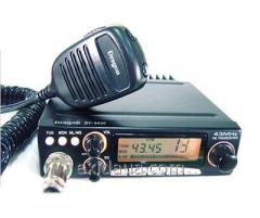 Vehicular radio set of Dragon SY-5430
