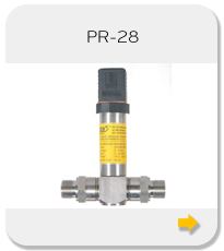 Converter of a difference of pressure PR-28/0...