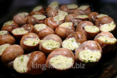 Snails grape with sauce 170g