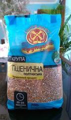 """Groats wheaten """"Poltavska"""""""