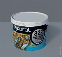 Front acrylic paint impressive AKURAT 822