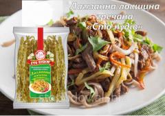 Noodles of Lagmannaya of buckwheat, 400 g