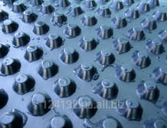The pro-thinned-out IZOSTUD-400 membrane