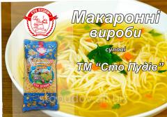Макаронные изделия (суповые) спагетти