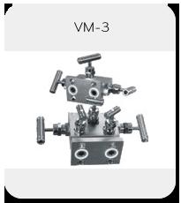 Valve VM-3/A/2/U block
