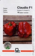 Перец Клаудио F1 (10 семян)