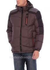 Куртка коричневый 7267
