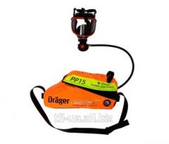 Samospasatel with Dräger Saver PP compressed air