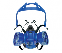 Half mask of Drager X-plore 3500