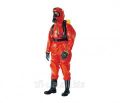 Газонепроницаемый костюм Dräger WorkMaster...