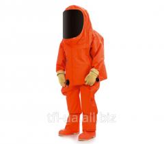 Газонепроницаемый костюм Dräger CPS 7900