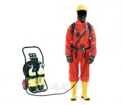 Костюм химической защиты Dräger CPS 6800