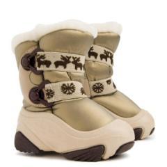 Зимняя мембранная обувь дутики Nobi a  apt. 4020