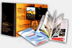 Brochures in Kharkiv