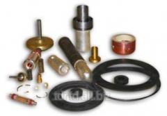 Уплотнение под кольца для крепления изоляторов отделителя и опоры отделителя А-8ВД.371.201.2