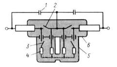 Кольцо уплотнительное Механизм шунта...