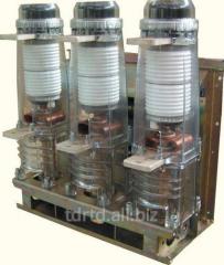 Уплотнения для выключателей серии ВВУ