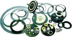 Полиуретановые изделия для воздушных выключателей
