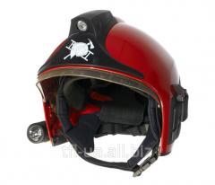 Fire helmet of Dräger HPS 7000