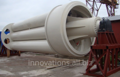 Innovation: Installation for filtrational drying