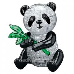 "Puzzle 3D Crystal ""Panda"