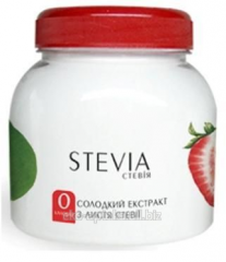 Extract sweet of leaves of a stevia, 150 grams