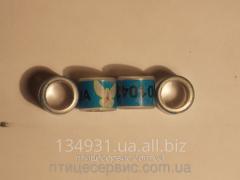 Кольцо для кольцевания голубей