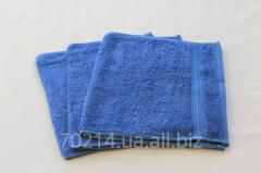 Palace blue napkin