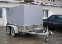Framework for the trailer