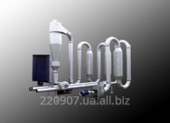 The dryer Aerodynamic kg/h - till 1000