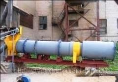 The dryer for sand 4800х2000х2000