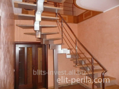Elite ladders from stainless steel