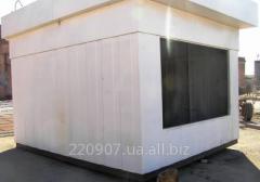 Booth of 4.5х3х2.5 m
