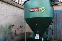 Mixers for animal feed