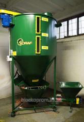 Fodder mixer 2000 kg \ hour.