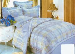 Двуспальное постельное белье - 011-2