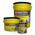 Mastic roofing waterproofing TechnoNIKOL of