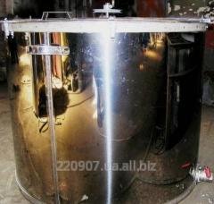 Honey separator on 36 or 43 frames from N. became