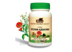 Tablets mix against adenoma, 90 pieces