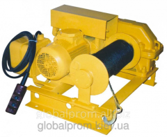 Winch electric assembly and traction TL-14A