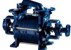 Pump two-level vacuum vodokoltsevy PW type
