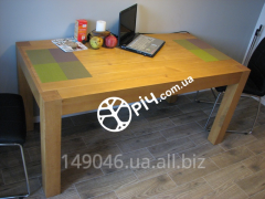 Table for modern kitchen