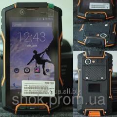 Водонепроницаемый защищённый смартфон премиум класса Huadoo HG04. Доставка 7 дней